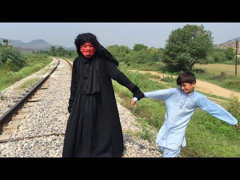 Train Vs Child | Shaitan Vs Train | Child VS Shaitan | Setan Video | ATTOCK TV