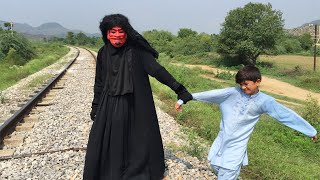 Download Train Vs Boy | Shaitan Vs Train | Boy VS Shaitan | Setan Video | ATTOCK TV