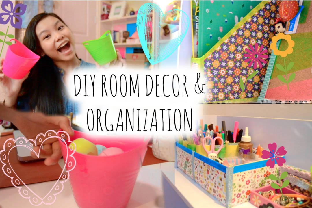 Super Cheap And Easy Ways To Clean And Organize Your Room