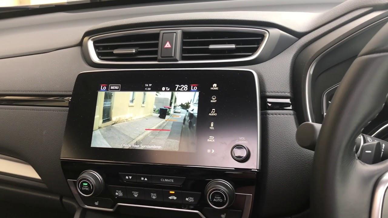 Honda Cr V Lanewatch Blind Spot Assist Youtube