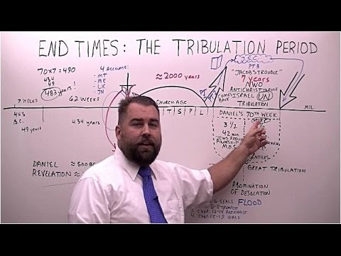End Times Part 3: The Tribulation