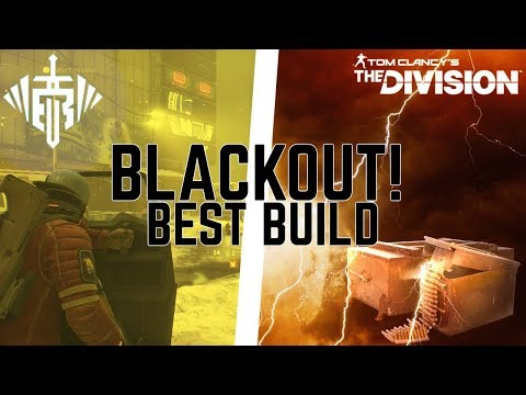 The Division THE BEST BUILD for BLACKOUT GLOBAL EVENT! Solo or Group Play!