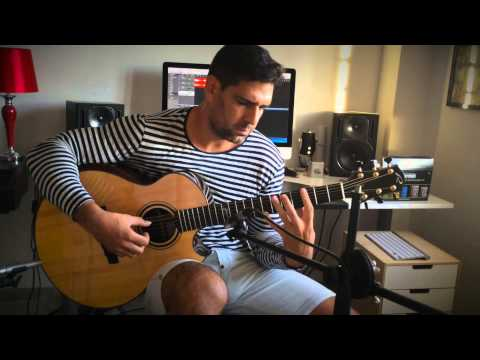 Deep in an Ancient Hawaiian Forest (Makana) played by Javier Rubio Carballo / The Descendants OST