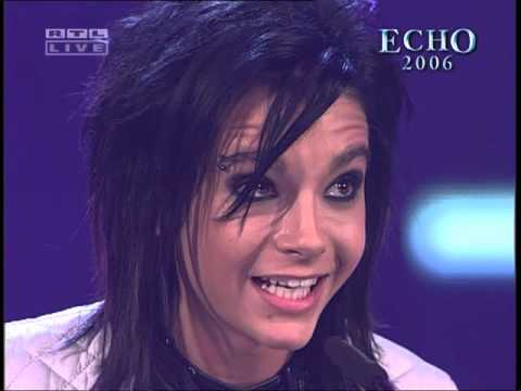 Tokio Hotel Echo Newcomer National 12032006 Best Quality
