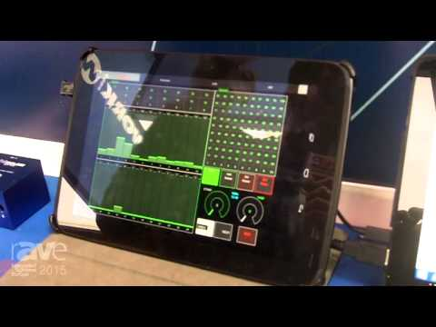 ISE 2015: Work Pro Details LM Serial and LM Gpio Light Mouses