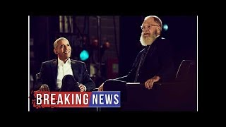 Barack Obama Meets Letterman in 'My Next Guest Needs No Introduction with David Letterman' | by N...