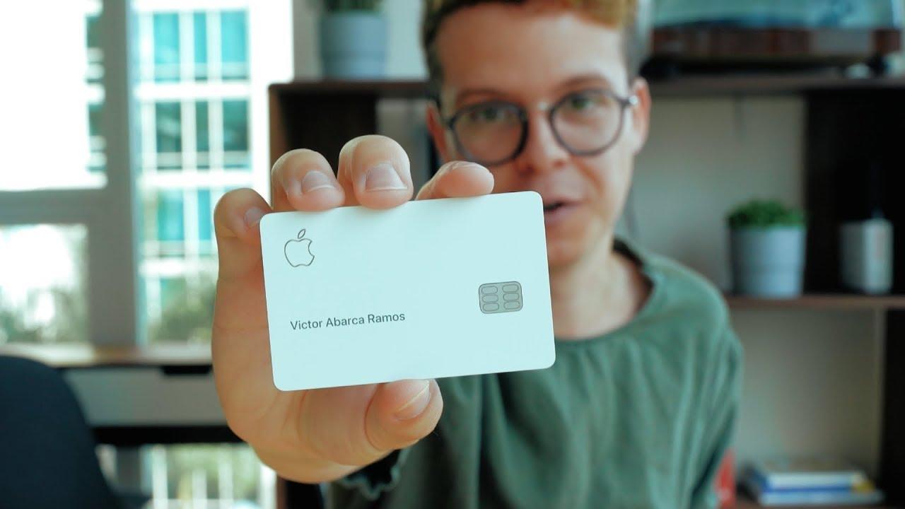 Ya tengo la Apple Card! unboxing y cómo funciona
