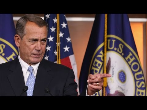 After John Boehner Steps Down, Who Leads Congress?