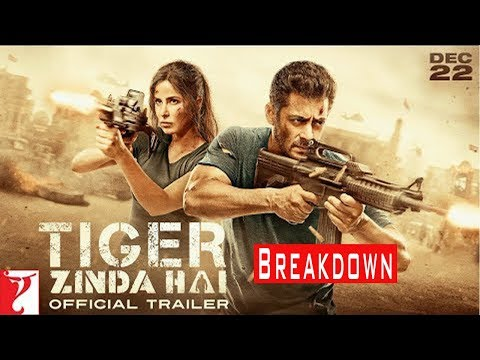 Tiger Zinda Hai |  Official Trailer ...