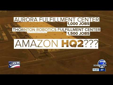 Major tech companies Amazon, Microsoft expanding in Denver metro area