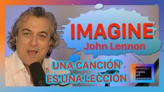 Imagine - John Lennon- Aprender Inglés Con Canciones -  sub...