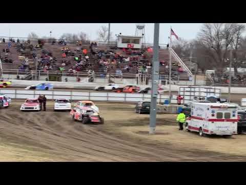 Pepsi Lee County Speedway heat 3/23/19