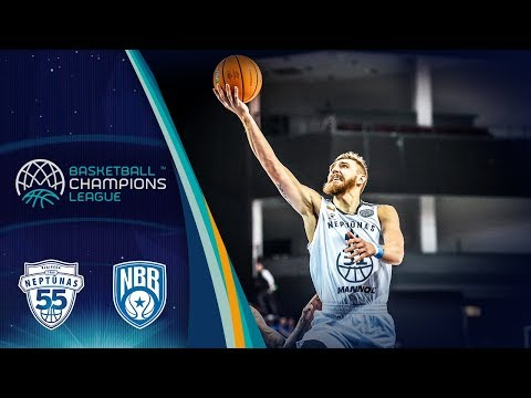Neptunas Klaipeda v Happy Casa Brindisi - Highlights - Basketball Champions League 2019-20