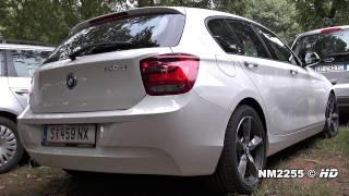 2012 BMW 1 Series Hatchback on Details