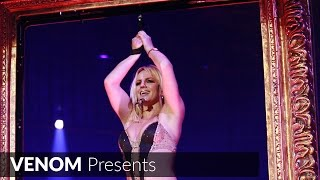 The Circus Starring: Britney Spears - Breathe On Me Live (DVD by Carlos Lima)