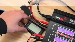TUTO - Comment recharger une batterie LIPO complètement vide