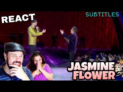 VOCAL COACHES REACTS: DIMASH & WU TONG - JASMINE FLOWER