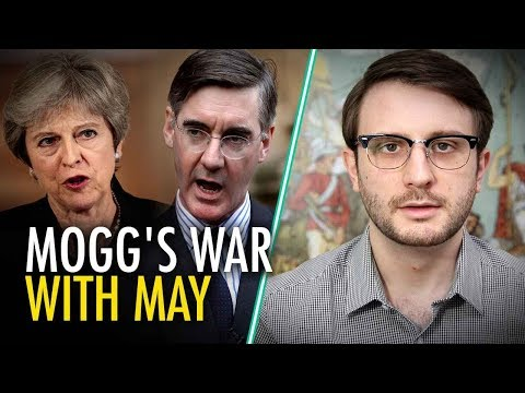 Mogg Goes to War with May | Jack Buckby