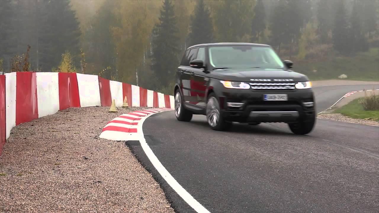 Testiss 228 Range Rover Sport Teknari 18 2018 Youtube
