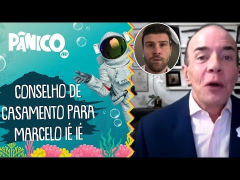 Chiquinho Scarpa dá CONSELHO SOBRE CASAMENTO para Marcelo Ié Ié from YouTube · Duration:  2 minutes 52 seconds