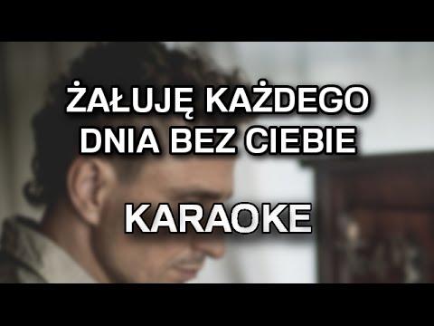 Janusz Radek - Żałuję każdego dnia bez Ciebie [karaoke/instrumental] - Polinstrumentalista
