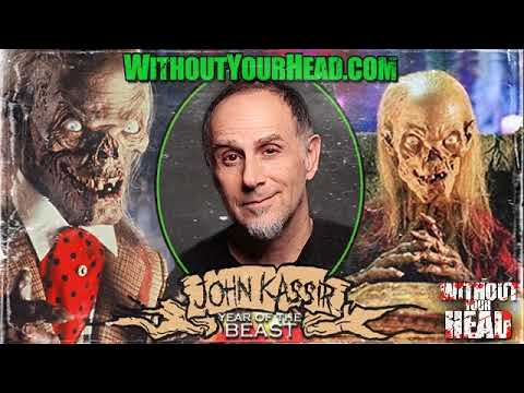 JOHN KASSIR THE CRYPT KEEPER OF TALES FROM THE CRYPT