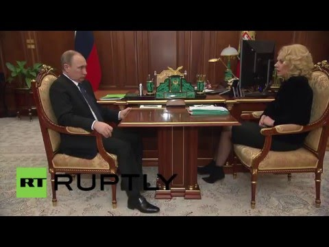 Russia: Despite tough 2015, Russia slashed its foreign debt – Accounts Chamber
