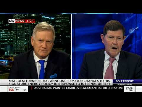Game over PM Malcolm Turnball - The Bold Report August 20, 2018