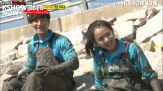 [CUT] RunningMan Ep115 - Monday Couple vs Easy Brothers