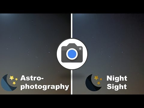 Google Camera V7.0 Astrophotography Enabled - Hands On, How To & APK Download.