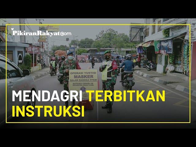 PPKM Jawa-Bali Diperpanjang hingga 8 Februari, Mendagri Tito Karnavian Terbitkan Instruksi