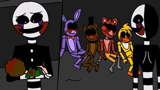 Spirits of the Animatronics 2 (Five Nights at Freddy's Animation)