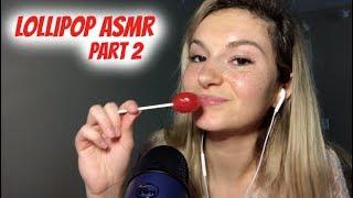 LOLLIPOP ASMR #2 // Whispering