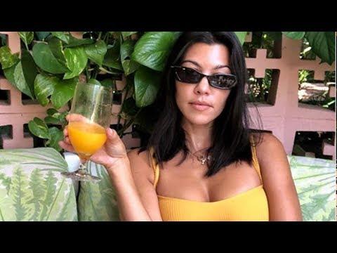 Kourtney Kardashian PARTYING NON STOP Amidst Younes Bendjima Breakup!