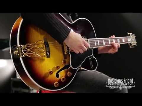 Gibson ES-5 Switchmaster Hollowbody Electric Guitar Vintage Sunburst