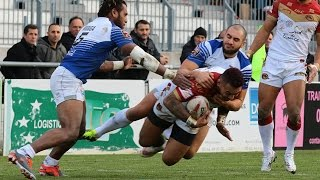 Résumé Toulouse vs Dragons Catalans