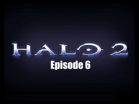 Let's Play 5-6: Halo 2 -- Gondolas and Submersibles