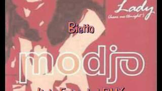 Modjo - Lady ( Hear Me Tonight ) [Bietto Italo Extended Remix]