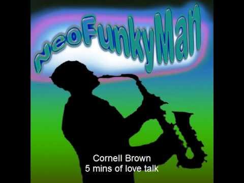 80's Soul: Cornell Brown - 5 minutes of love talk - Rare 80s Soul