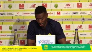 LIVE - #ASMFCN   Conférence de presse d'avant-match