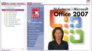 Nyheterna i Microsoft Office 2007