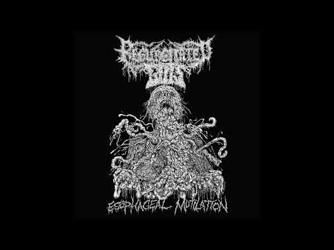 Regurgitated Guts - Esophageal Mutilation (Full EP 2017)