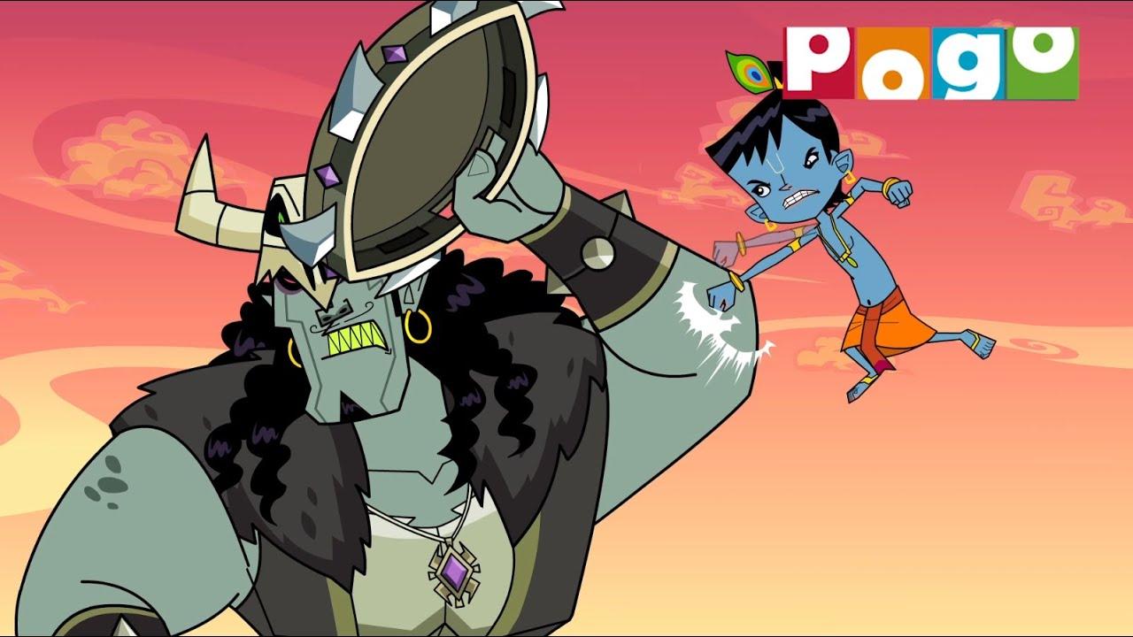 Kris   Kris vs Asur Compilation 5   क्रिस बनाम असुर कॉंपिलेशन ५   Video Stories for Kids   Pogo