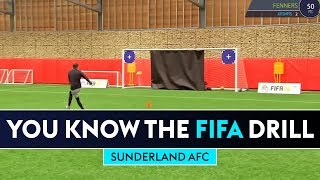 Advanced Shooting Challenge! | Sunderland | You Know The Drill
