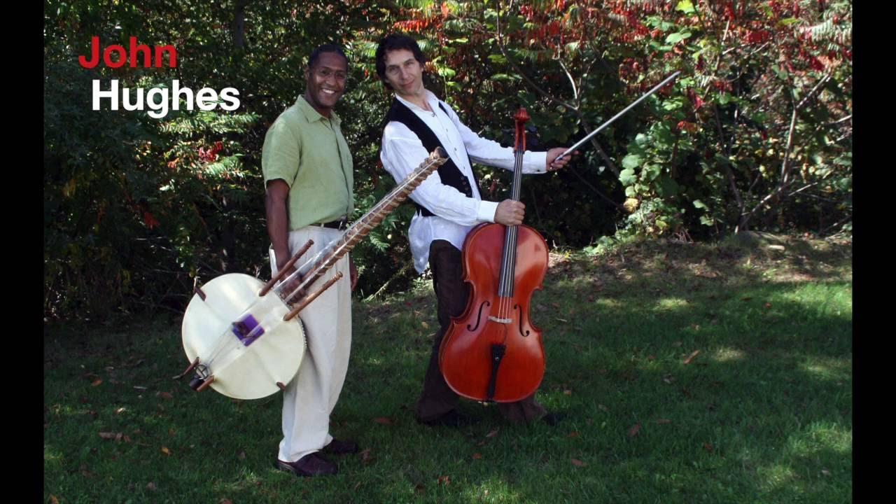 John Hughes Stephen Katz Kora Cello Duo Kuku Live