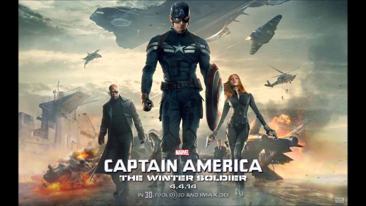 Captain America The Winter Soldier OST 01