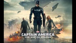 Captain America The Winter Soldier OST 01 - Lemurian Star by Henry Jackman