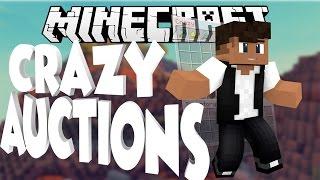 Crazy Auctions Plugin | Minecraft