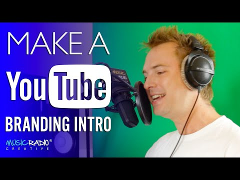 YouTube Branding Intros - How to Create a Branding Intro
