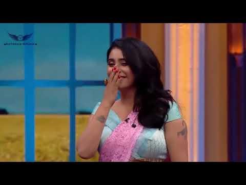 Neha Bhasin Hot in Low Hip Saree hot neha...
